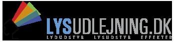Udlejning af Lys-, Lyd- og AV-udstyr Logo