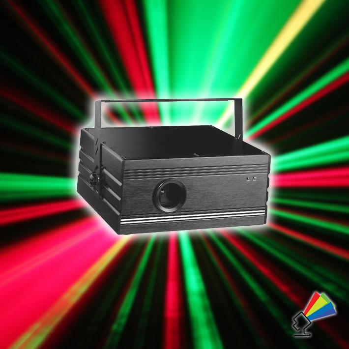 Udlejning af Laser