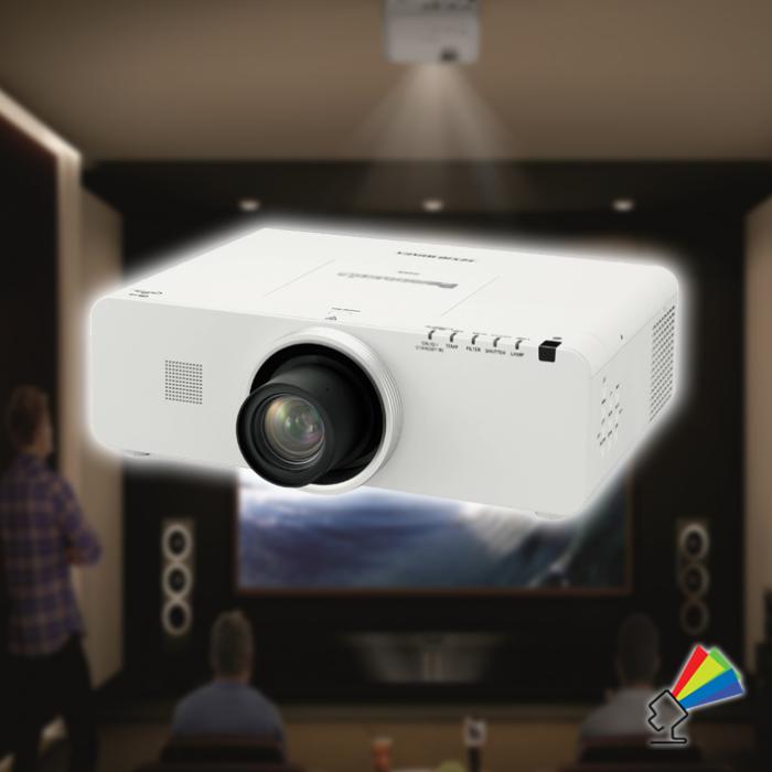 Udlejning af projektor til mindre arrangementer