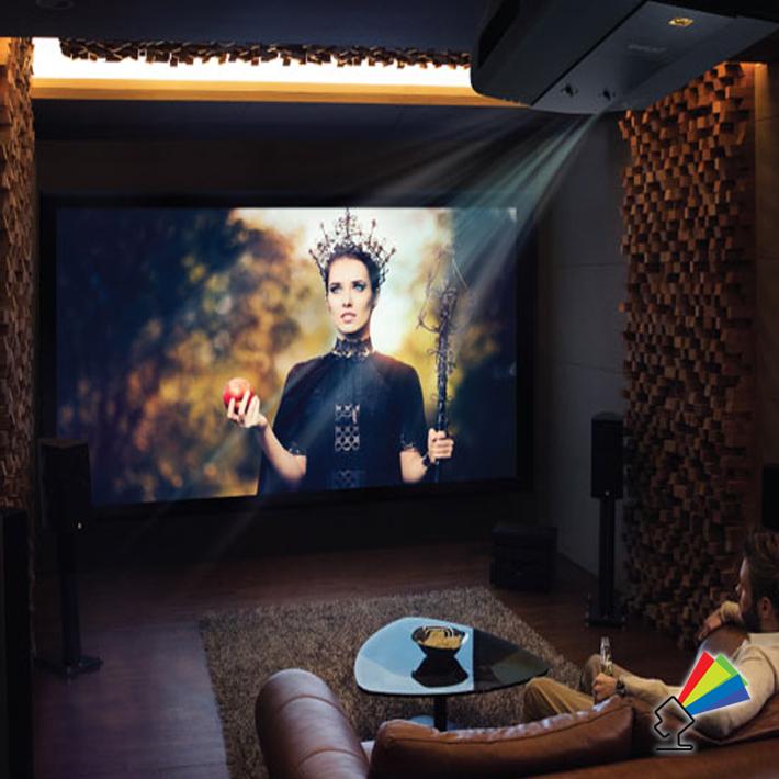 Udlejning af projektor til større arrangementer