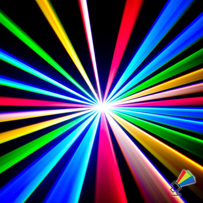 Udlejning af RGB Laser
