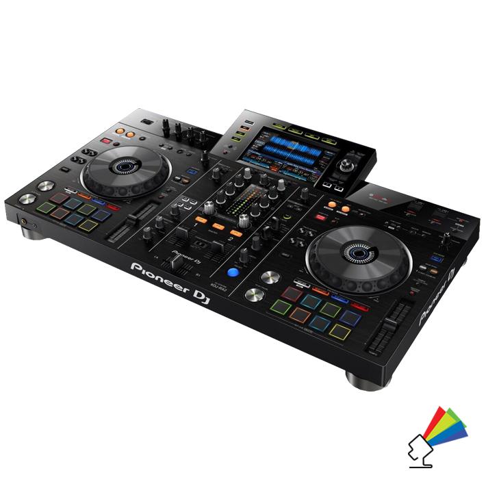 Udlejning af Pioneer RX 2 DJ Pult